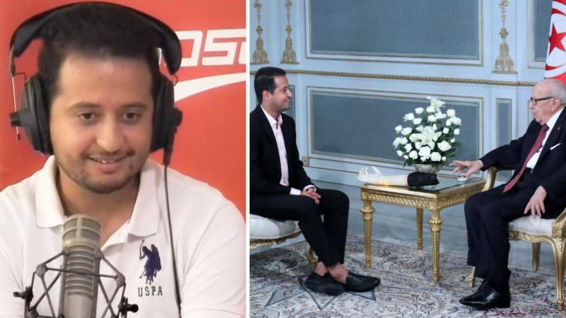 Béji Caied Essebsi réagit à l'appel d'un jeune investisseur