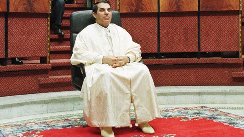 Ben Ali s'invite au Salon de la création artisanale