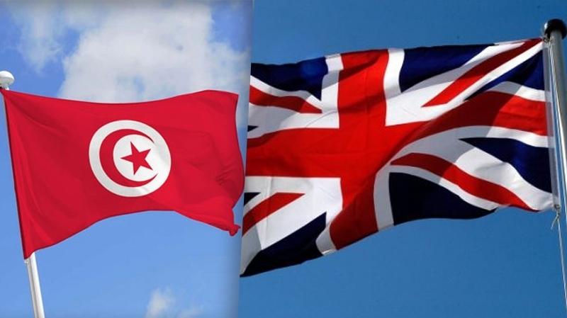 Bgrande Bretagne-Tunisie