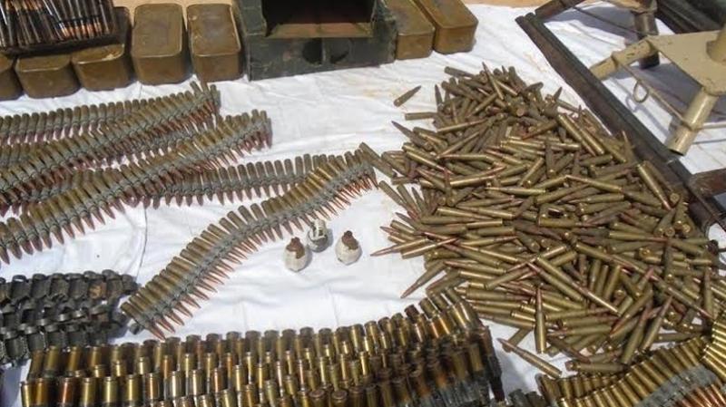 Bizerte : découverte de deux entrepôts à fabriquer des munitions