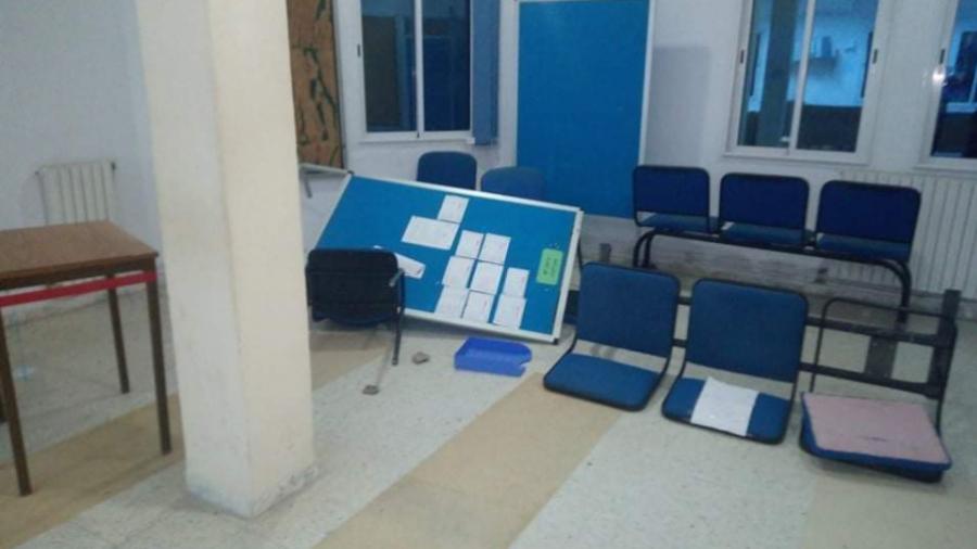Bizerte: Des fauteurs de troubles prennent d'assaut le bureau d'emploi