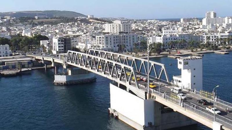 Bizerte: Rénovation du système de basculement du pont mobile