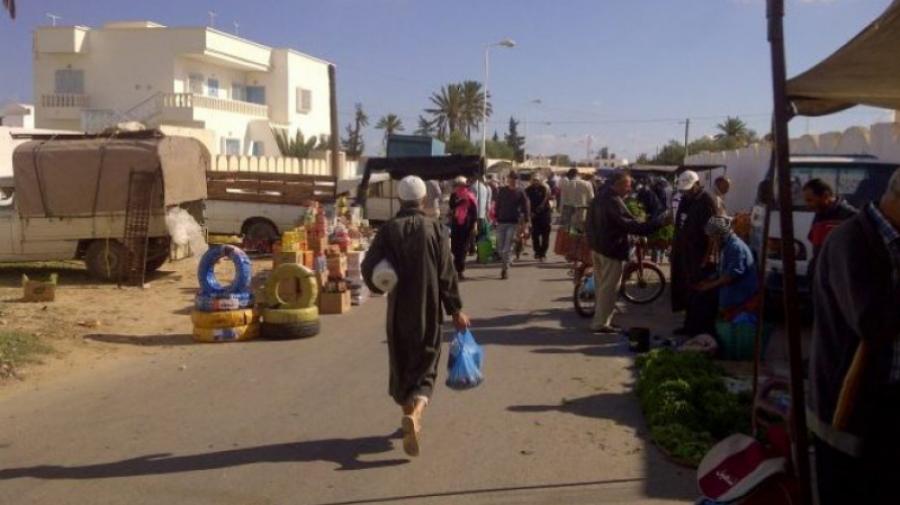 Bizerte : Suspension des marchés hebdomadaires dans trois délégations