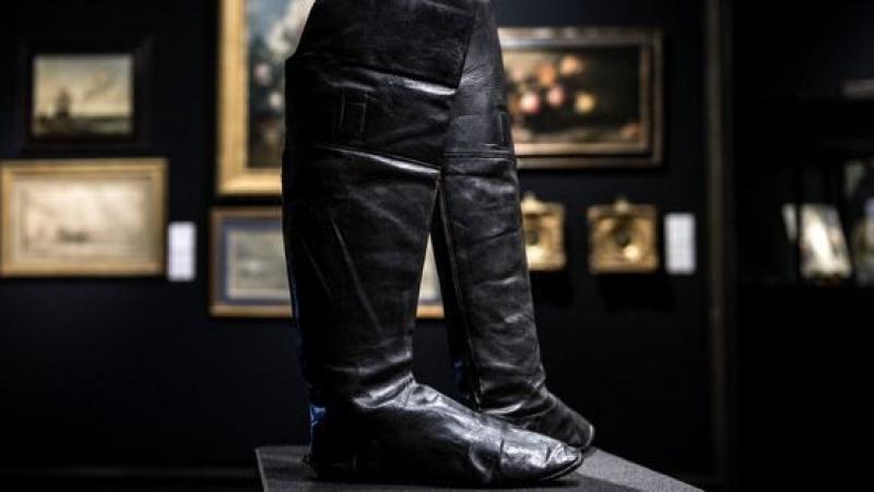 bottes de Napoléon Bonaparte