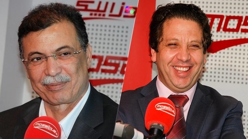 Bou Ali Mbarki, Khaled Krichi