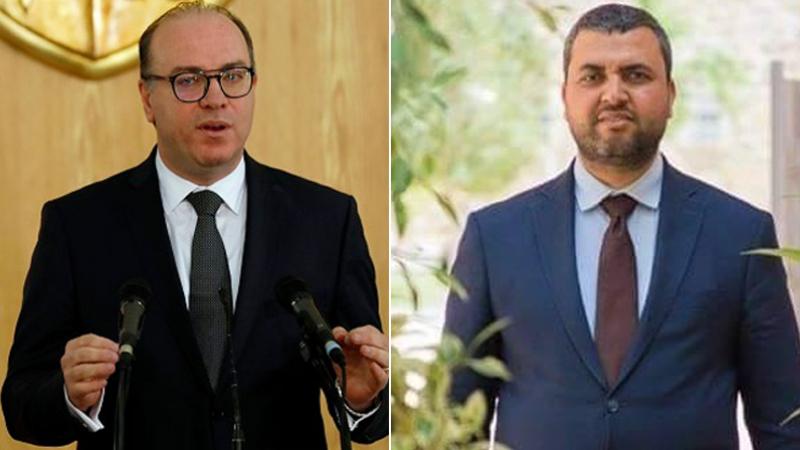 Boubaker Souid et elyes fakhfakh