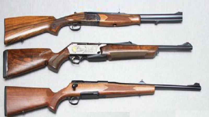 Bouhajla : saisie de 4 fusils à chasse détenus illégalement