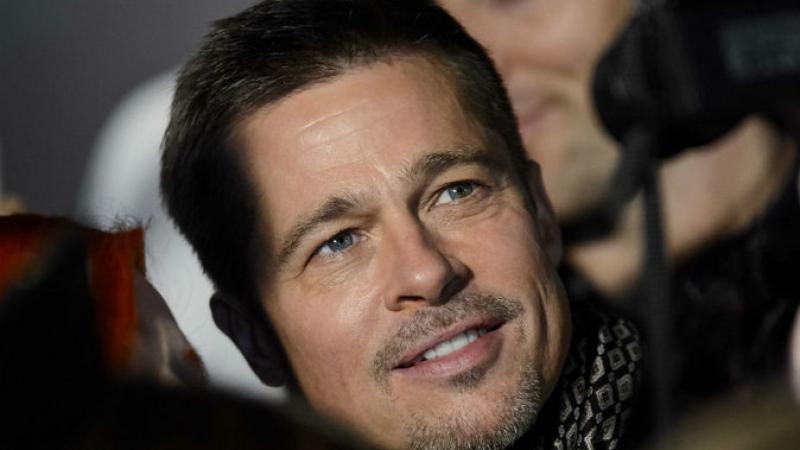 Brad Pitt ..un escroc ?