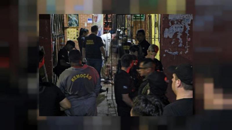 Brésil : 11 morts dans une fusillade dans un bar de Belem