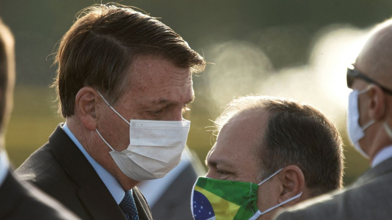 Brésil : Jair Bolsonaro testé positif au Covid-19