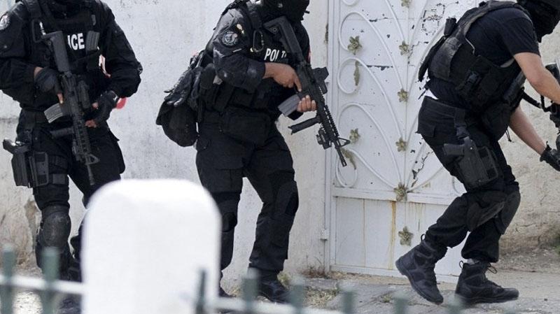 brigade antiterroriste