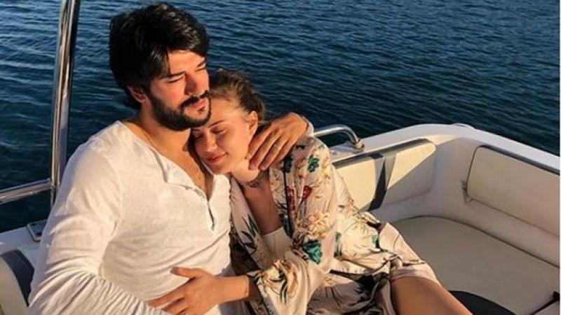 Burak Özçivit et Fahriye Evcen attendent leur premier bébé