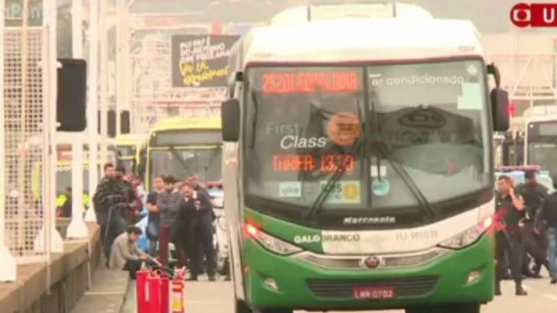 Bus-prise d'otage