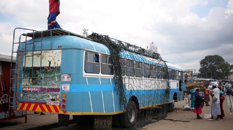 bus Zimbabwe