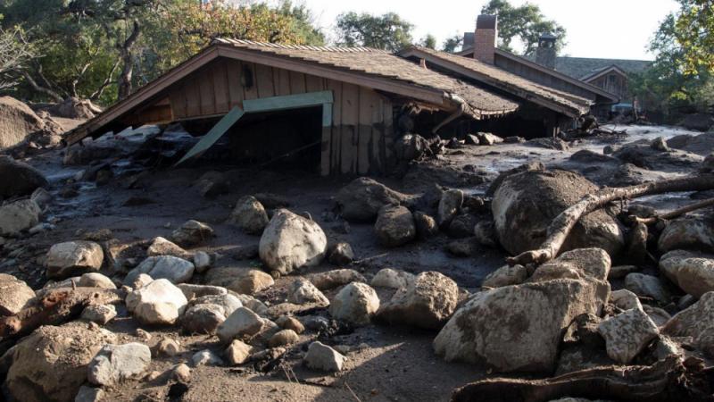 Californie : 21 morts dans des coulées de boue