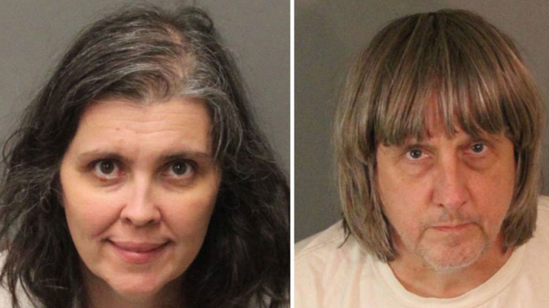 Californie : une fratrie de 13 membres retrouvés ligotés et affamés