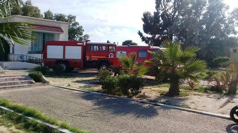 camions-pompiers