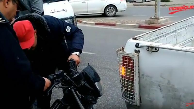 Campagne sécuritaire d'envergure à Sousse