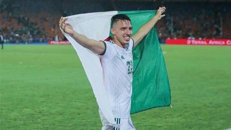 CAN 2019 : Ismaël Bennacer élu meilleur joueur
