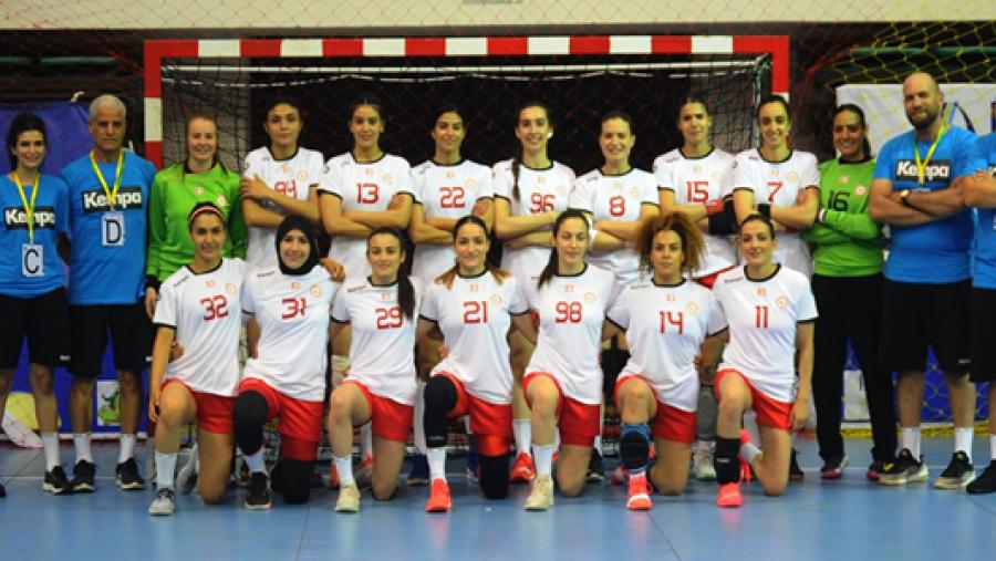 CAN - Hand: Les Tunisiennes en demi-finale
