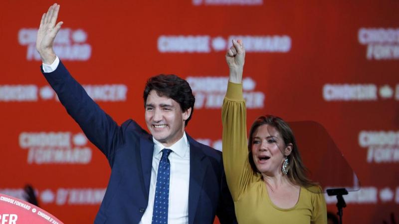 Canada : Trudeau remporte les législatives