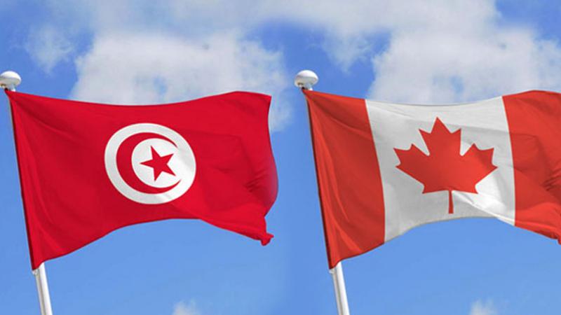 Canada, Tunisie