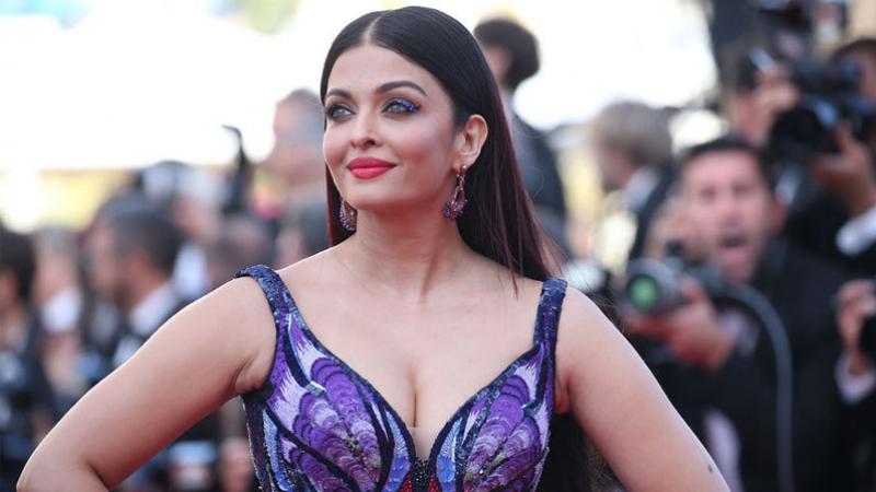 Cannes 2018: Aishwarya Rai éblouit la Croisette