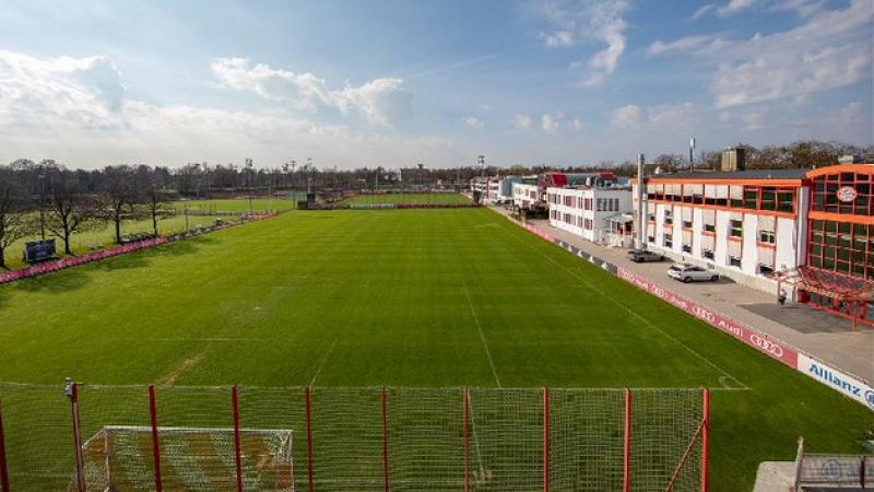 centre d'entraînements Bayern Munich