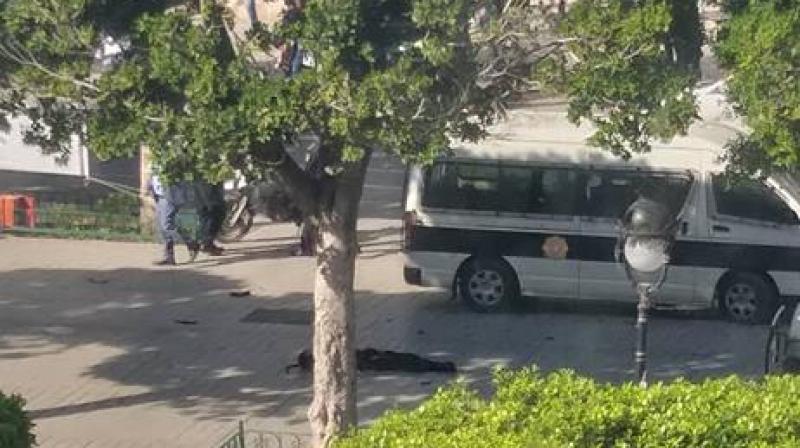 Centre ville de Tunis: Une femme se serait fait exploser