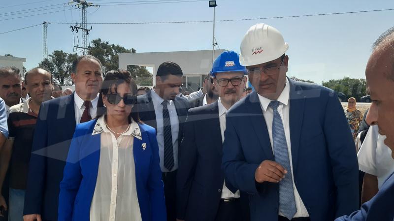 'Chams Enfidha',  la première station d'énergie solaire en Tunisie