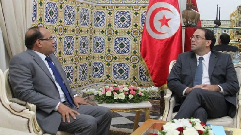 Chawki Tabib, Youssef Chahed