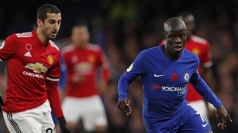 Chelsea Was That A Man: Premier League : Chelsea Tient Le Choc Contre Le Man Utd (1-0