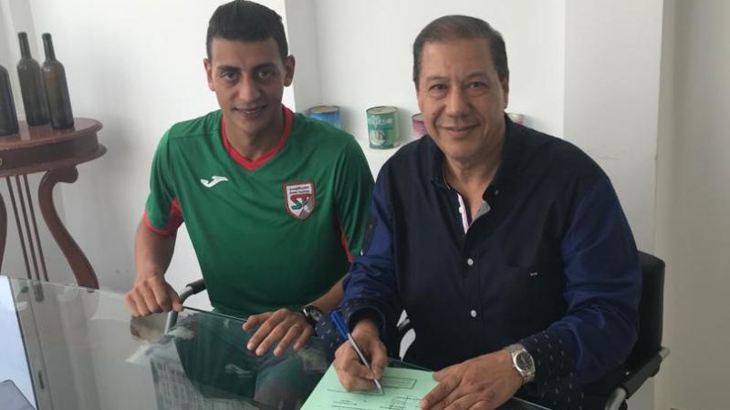 Chiheb Zoghlami au Stade Tunisien