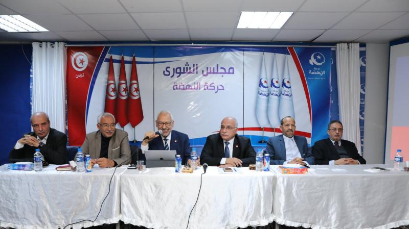 Choura Ennahdha discute du candidat de la présidence du gouvernement