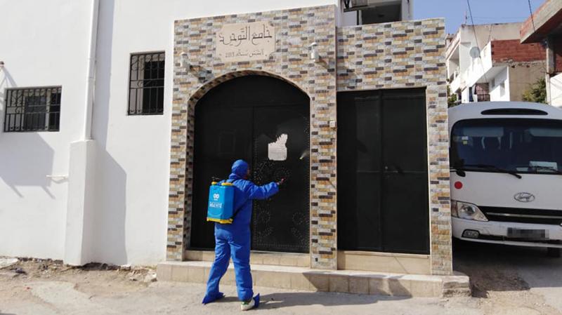 Cite Ettadhamen : La mosquée 'Ettaouhid' fermée