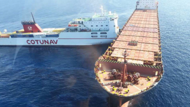 Collision Ulysse - cargo Chypriote : 40 milliards d'indemnisations