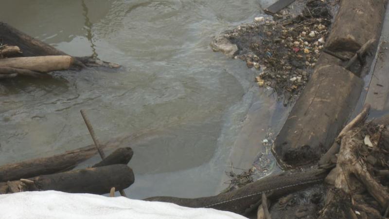 Collision Ulysse-Virginia: 150m3 de mélange d'hydrocarbure/eau de mer