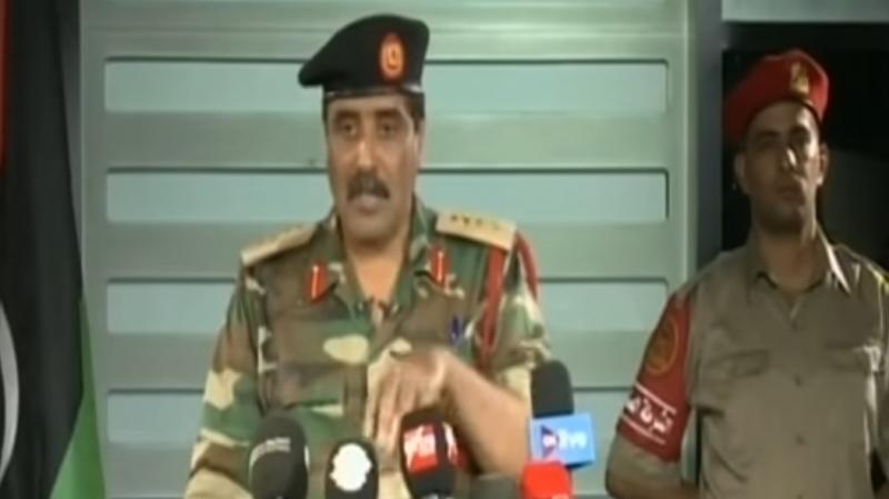 colonel libyen
