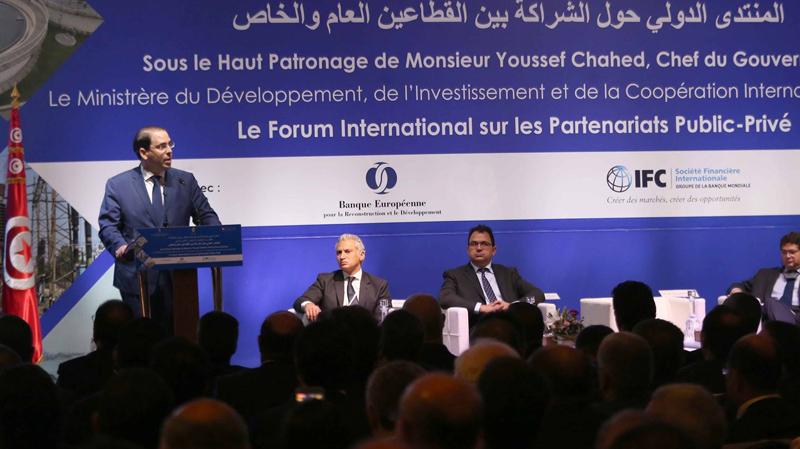 Conférence Inter. sur les PPP : Signature de 2 mémorandums d'entente