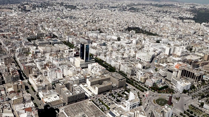 Confinement: baisse de la pollution atmosphérique en Tunisie