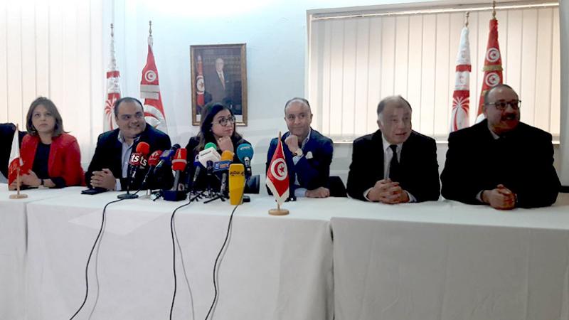 Congrès de Nidaa Tounes : Samira Belkadhi remplace Charfeddine