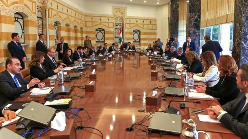 conseil des ministres liban