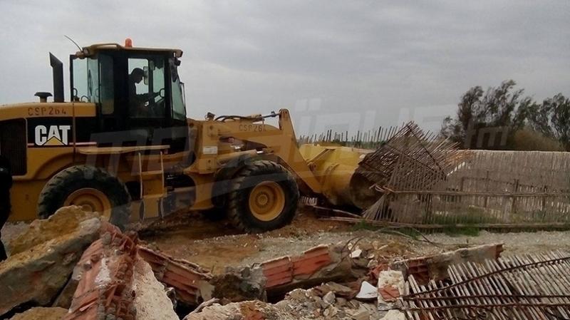 construction anarchique