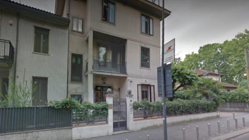 consulat de Milan