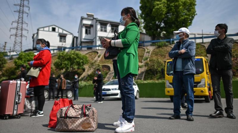 Coronavirus : Bouclage levé à Wuhan, le berceau de la pandémie