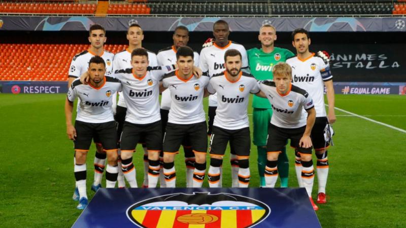 Coronavirus: dix joueurs et membres du staff de Valence CF guéris