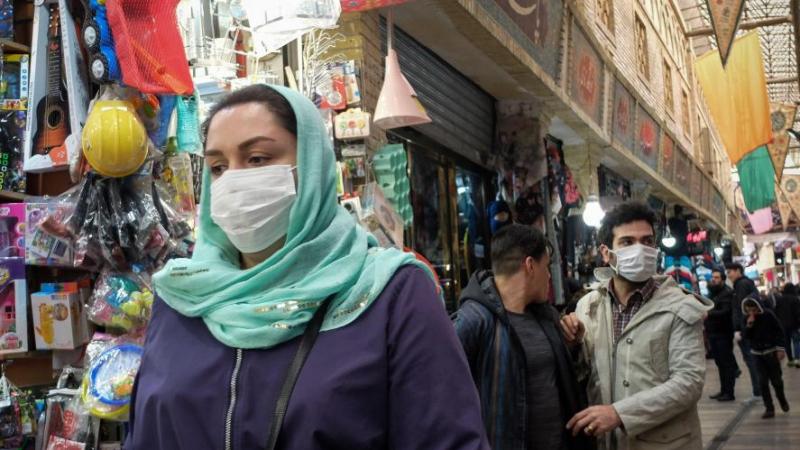 Coronavirus-Iran