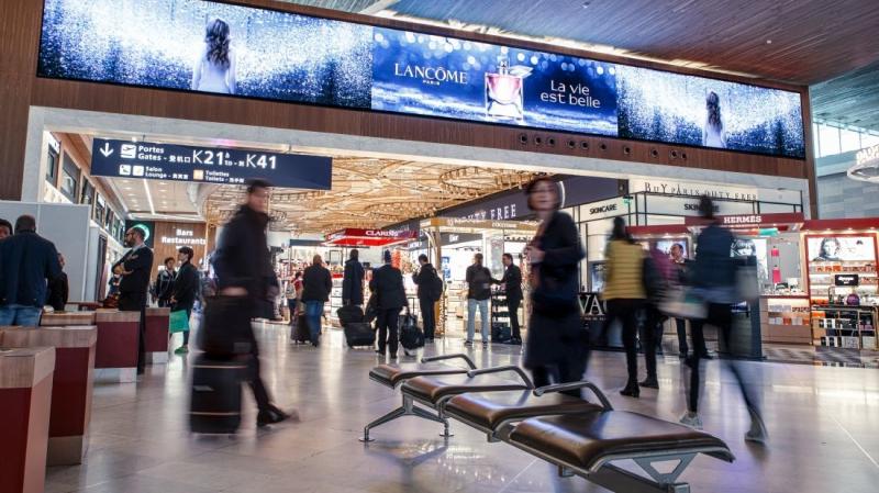 Coronavirus  : les aéroports les plus exposés
