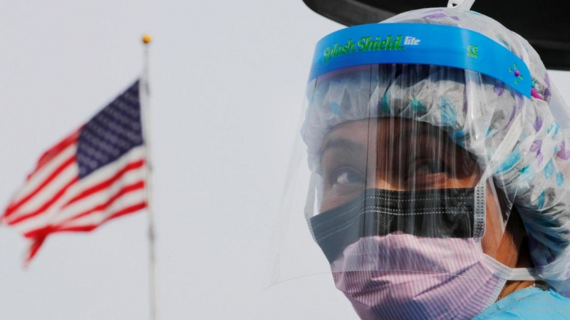 Coronavirus: Les USA ont dépassé la barre des 200 mille cas recensés