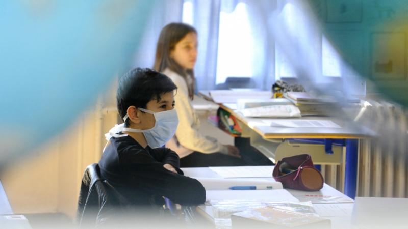 coronavirus-milieu scolaire